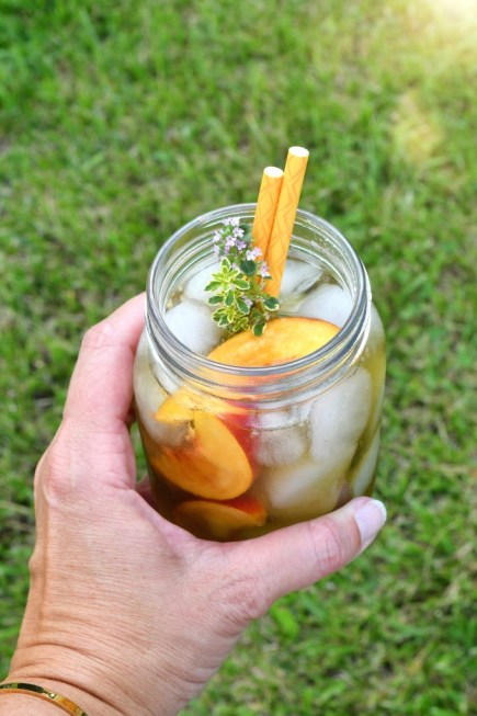 Mason Jar Cocktail Glass