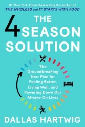 Book cover: The Four Season Solution by Dallas Hartwig