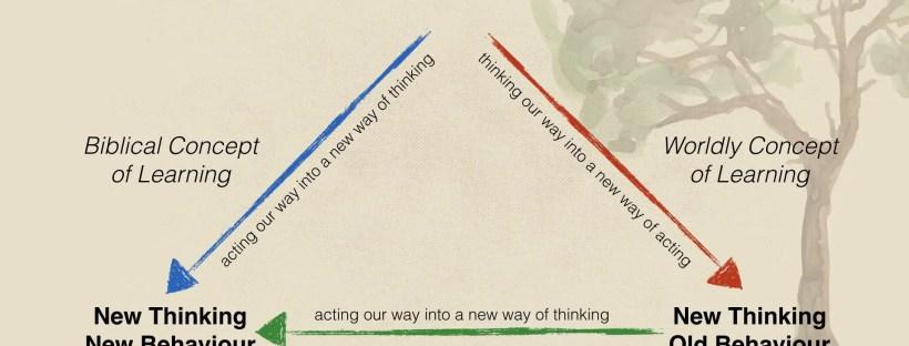 discipleship vs the academy.001