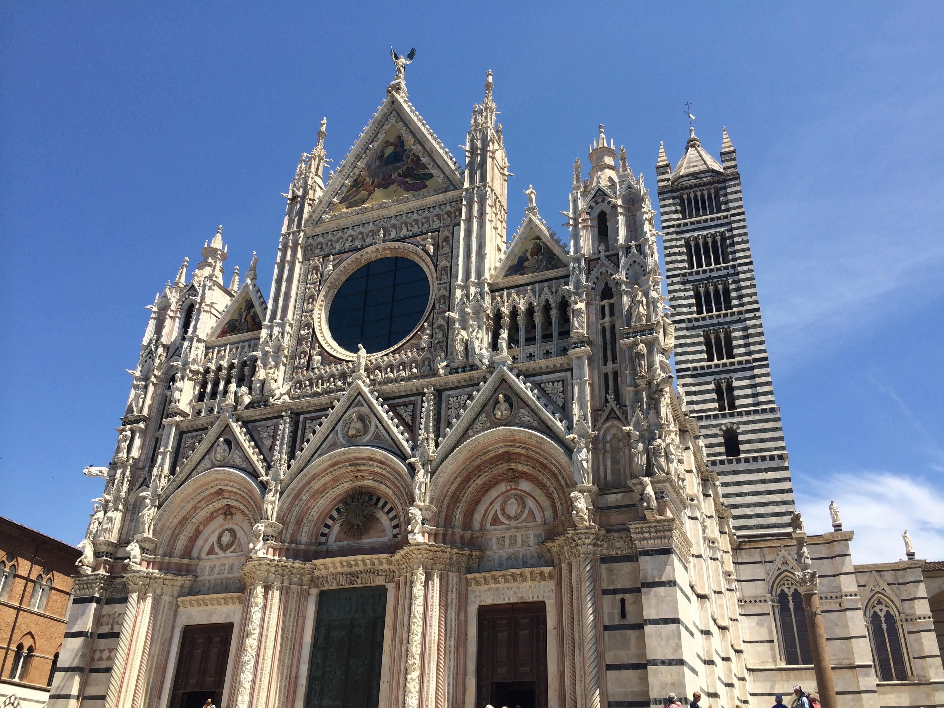 Siena Santa Maria Assunta Amp Opera Della Metropolitana