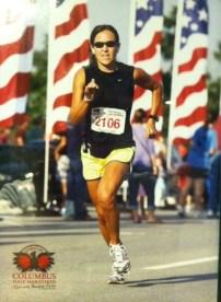 Laura ~ Columbus Half Marathon