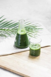 Sweet Green (Apple, Cucumber, Kale, Parsley, Celery, Lime, Ginger)