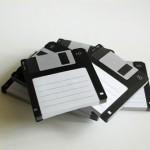 Retro note pads