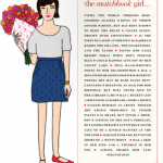 The matchbook girl