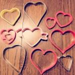 Heart Shaped Sugar