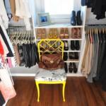 Small, Beautiful Closet