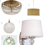 Budget Lighting for the Glam and Girly