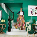 Oscar PR Girl's Colorful, Playful Home