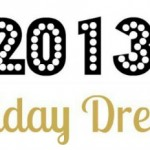 2013 holiday dresses