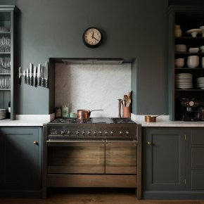 British Kitchen Inspiration and my Inset Cabinet Infatuation