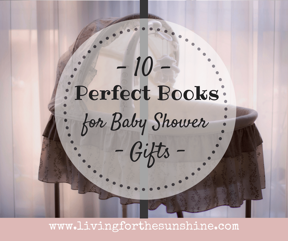 10 Adorable Books for Baby Shower Gift Ideas