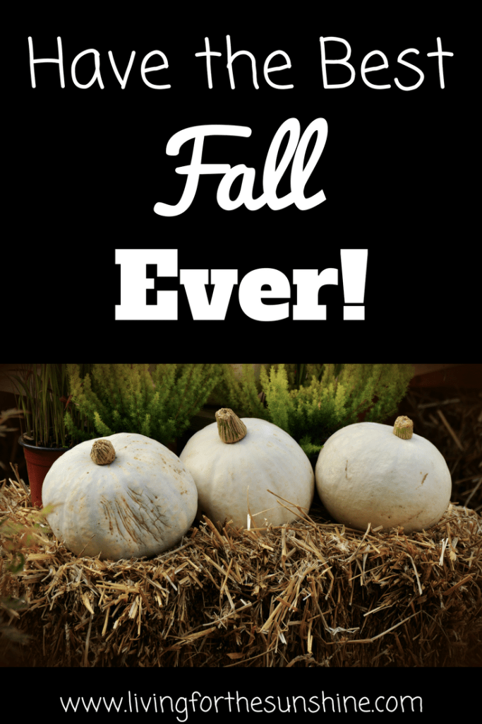 Have the Best Fall Ever