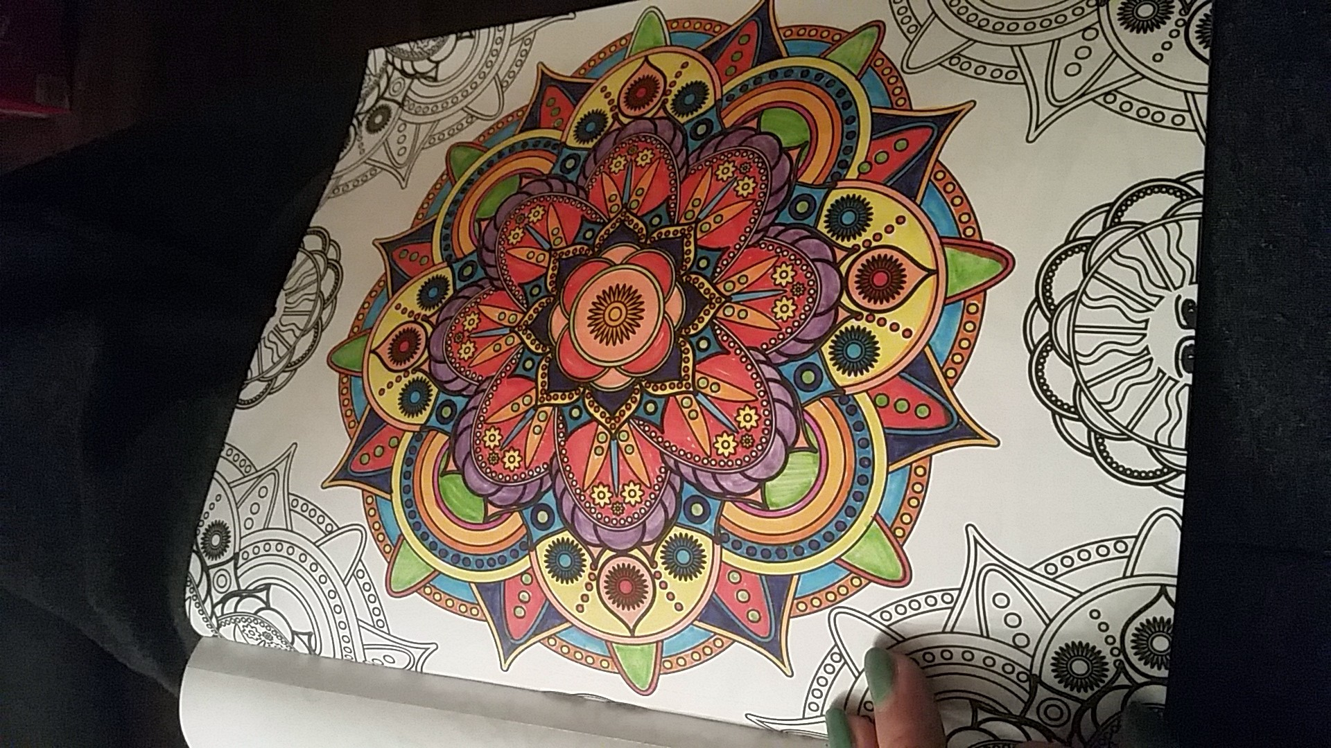 - 10 Perfect Reasons To Invest In An Adult Coloring Book Right Now - Live Free,  Live Healthy