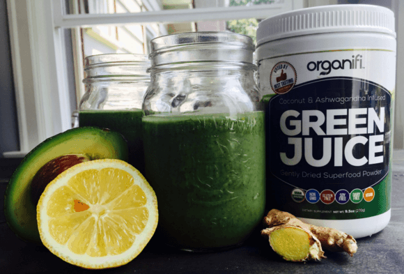 best green juice powder