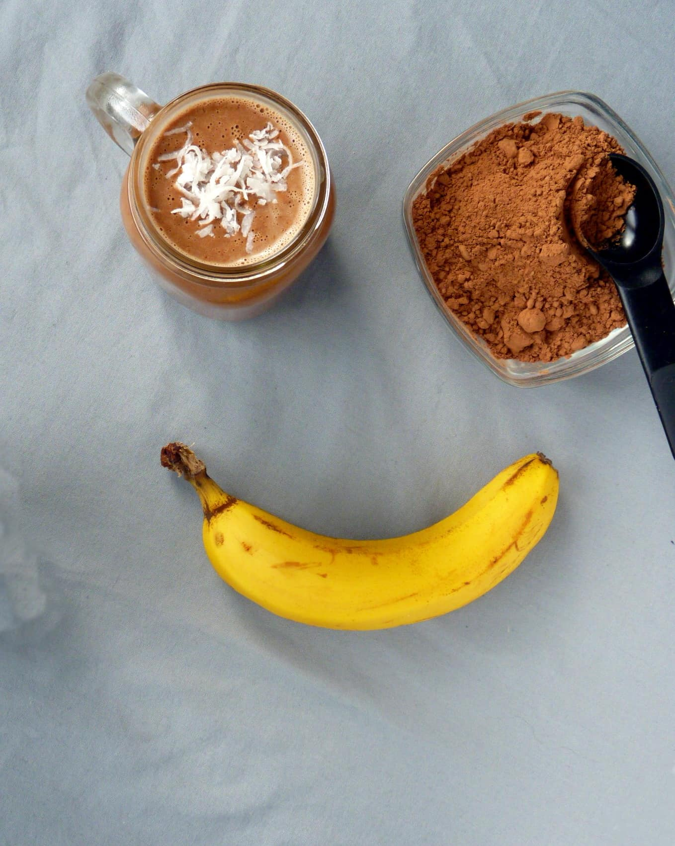raw cacao smoothie