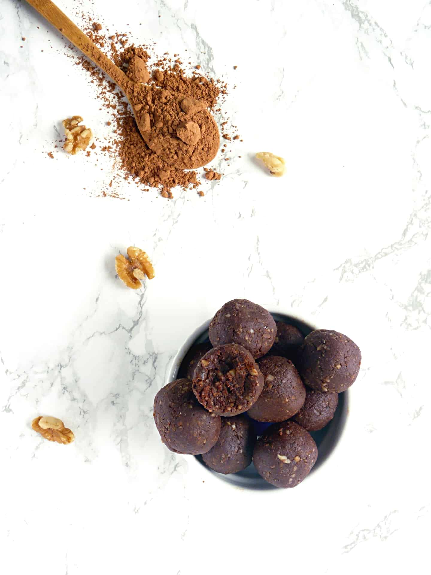 Healthy Bliss Balls Recipe