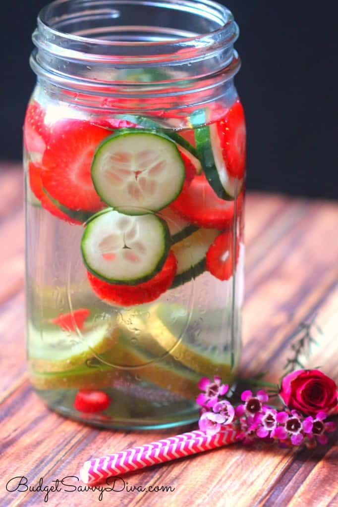 Immunity Boosting Detox water recipe for weight loss