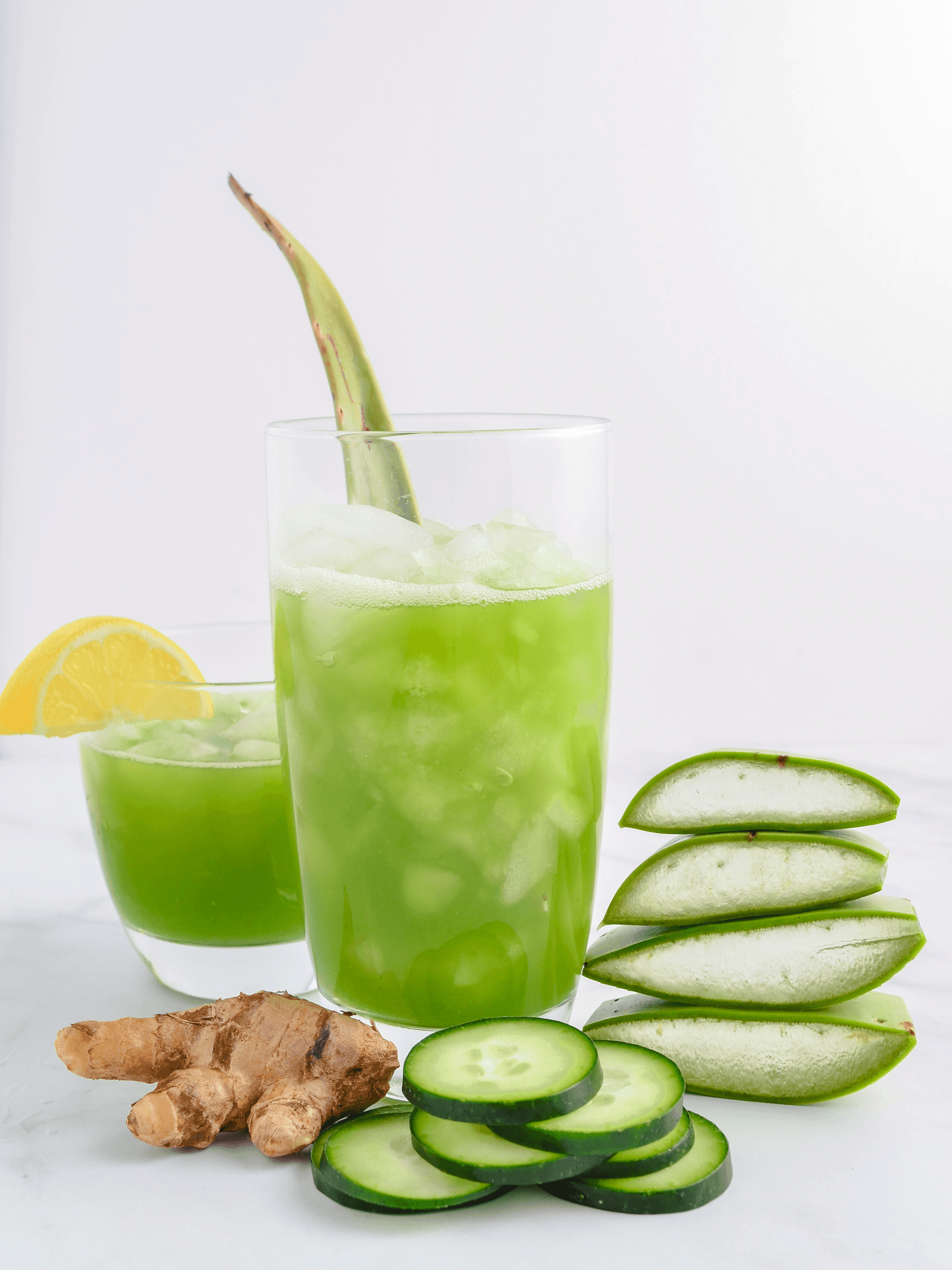 aloe vera detox juice cleanse recipe