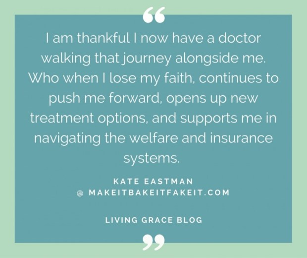 Having a doctor who is determined to help you get to the root cause of your medical issues is such a gift. There is validation, relief, and so much gratitude wrapped up in the moment they are able to give you insight or a diagnosis.