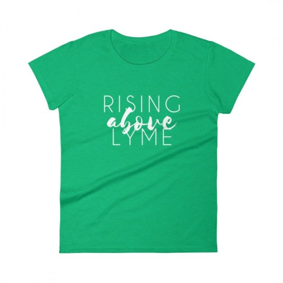 Heather Green Lyme Awareness Tee