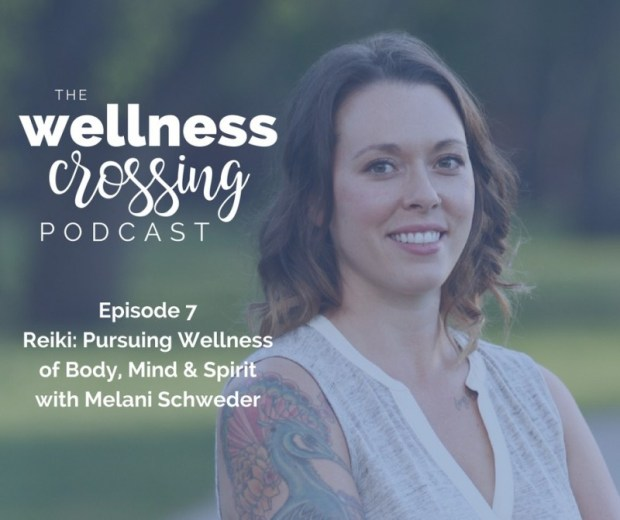 Have you ever tried Reiki before? I recently had my first session and I'm talking with my Reiki healer today on the podcast! Tune in to hear Melani Schweder's healing story and how Reiki plays a role in her overall wellness.