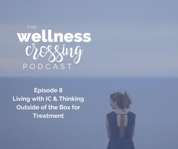 What's it like being diagnosed with Painful Bladder Syndrome (Or IC) when you're much younger than the average patient? What alternative treatments are out there? Join me on the Wellness Crossing to hear Stephanie Mora's story of inspiration and bravery. Click here to listen!
