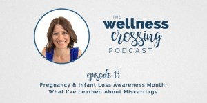 October is Pregnancy and Infant Loss Awareness month & today I want to talk about some of the things I learned about miscarriage from my own experience. And I'm sharing some things you need to know if you're trying to support someone who's experienced this loss. Because you CAN help someone, but you need to know a few things first. Click to listen in!