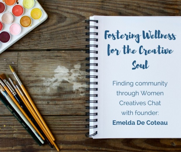 What helps keep your inspiration tank filled as a creative? Join us on the Wellness Crossing Podcast as Emelda and I talk about what it looks like to foster wellness of the creative soul. Click to listen!