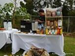 Coffee and Chocolate stand