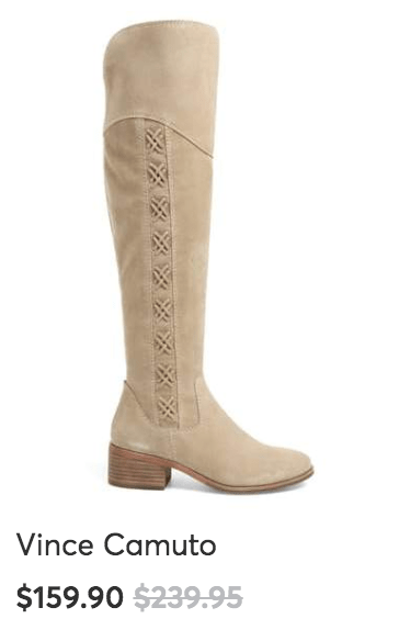 Vince Camuto boots