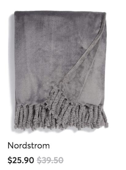 Nordstrom blanket