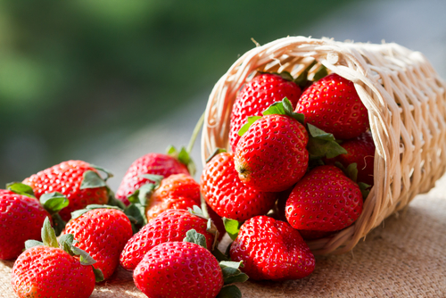 3 Reasons to Eat Strawberries