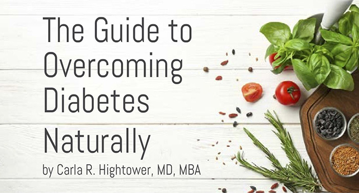 Get 8 SIMPLE STRATEGIES to help you take control of diabetes