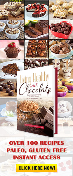 Living Healthy With Chocolate Cookbook