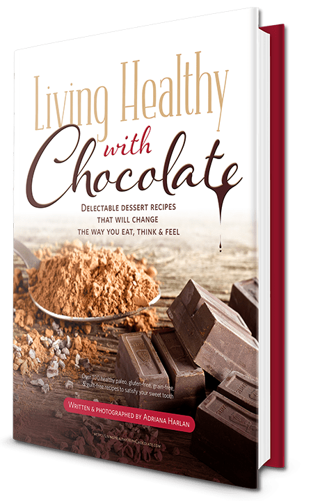 Living Healthy With Chocolate Book