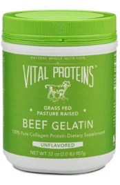 Vital Protein Grass-Fed Beef Gelatin, unflavored