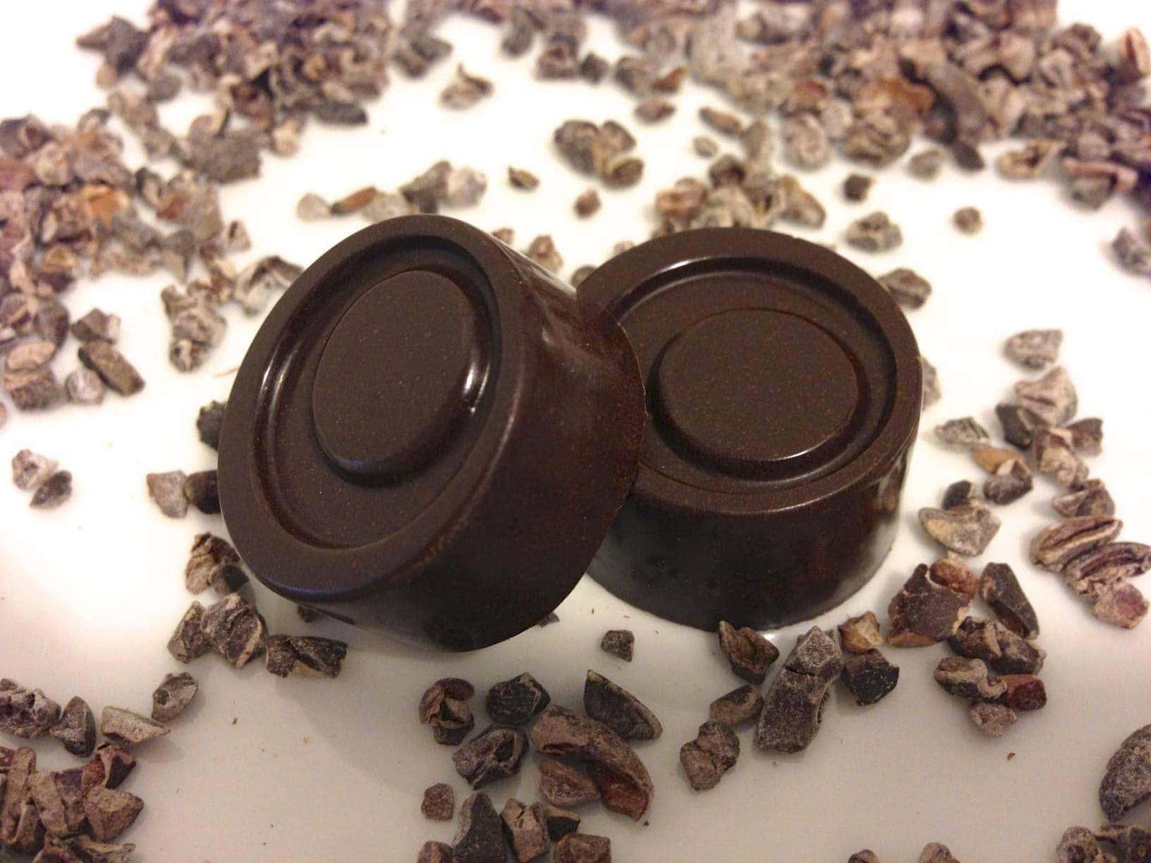How to make 84% dark chocolate from scratch using honey ...
