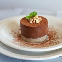 Paleo Mini Chocolate Almond Pie