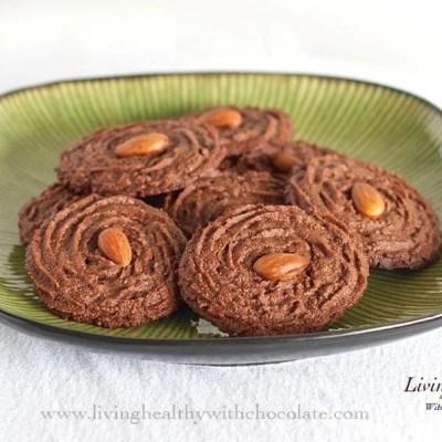 Paleo Crispy Chocolate Cookie Recipe
