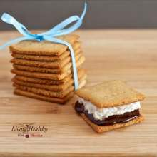 Graham Crackers, Marshmallows and S'mores
