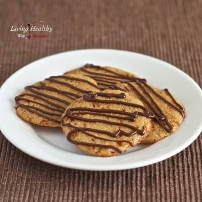 Paleo Soft & Chewy Butter Cookies (Gluten Free, Low Carb)