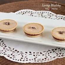 Paleo Inside Out Almond Butter Cups