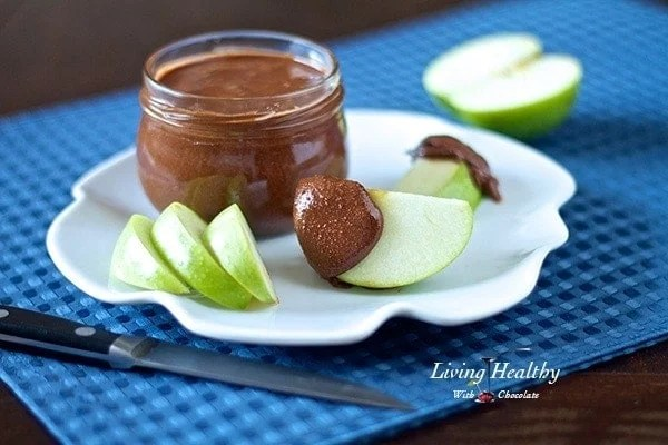 Paleo Chocolate Almond Butter