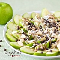 Paleo Apple 'Nachos'