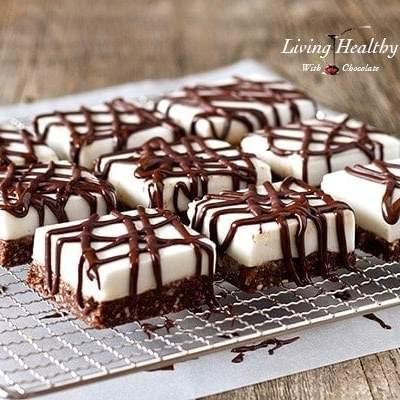 Paleo Chocolate Haupia Squares
