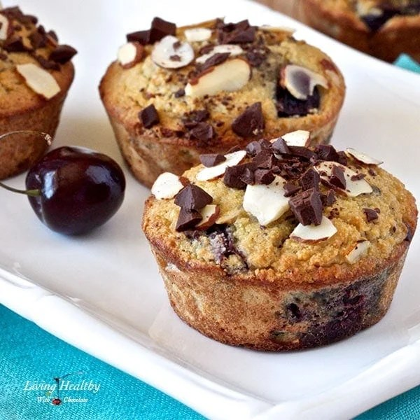Paleo-Dark-Chocolate-Cherry-Almond-muffins-3