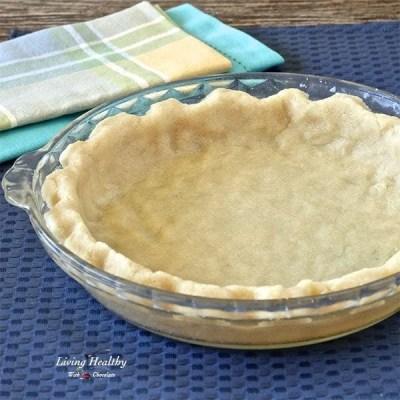 Paleo Pie Crust Recipe (gluten/grain/egg/dairy-free, low carb)