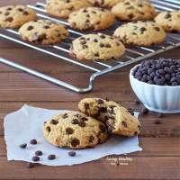 Paleo Chocolate Chip Cookies (gluten-free, grain-free & dairy-free)