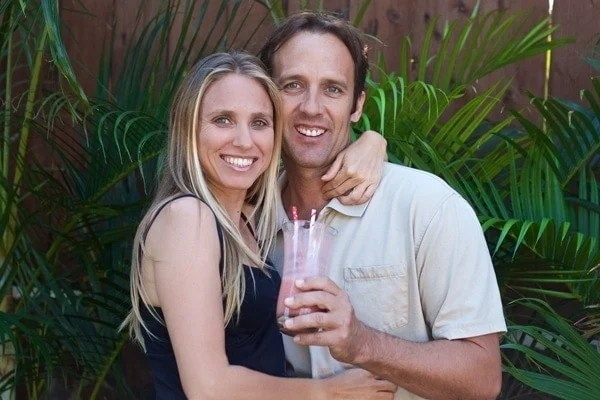 Adriana & Chuck Harlan