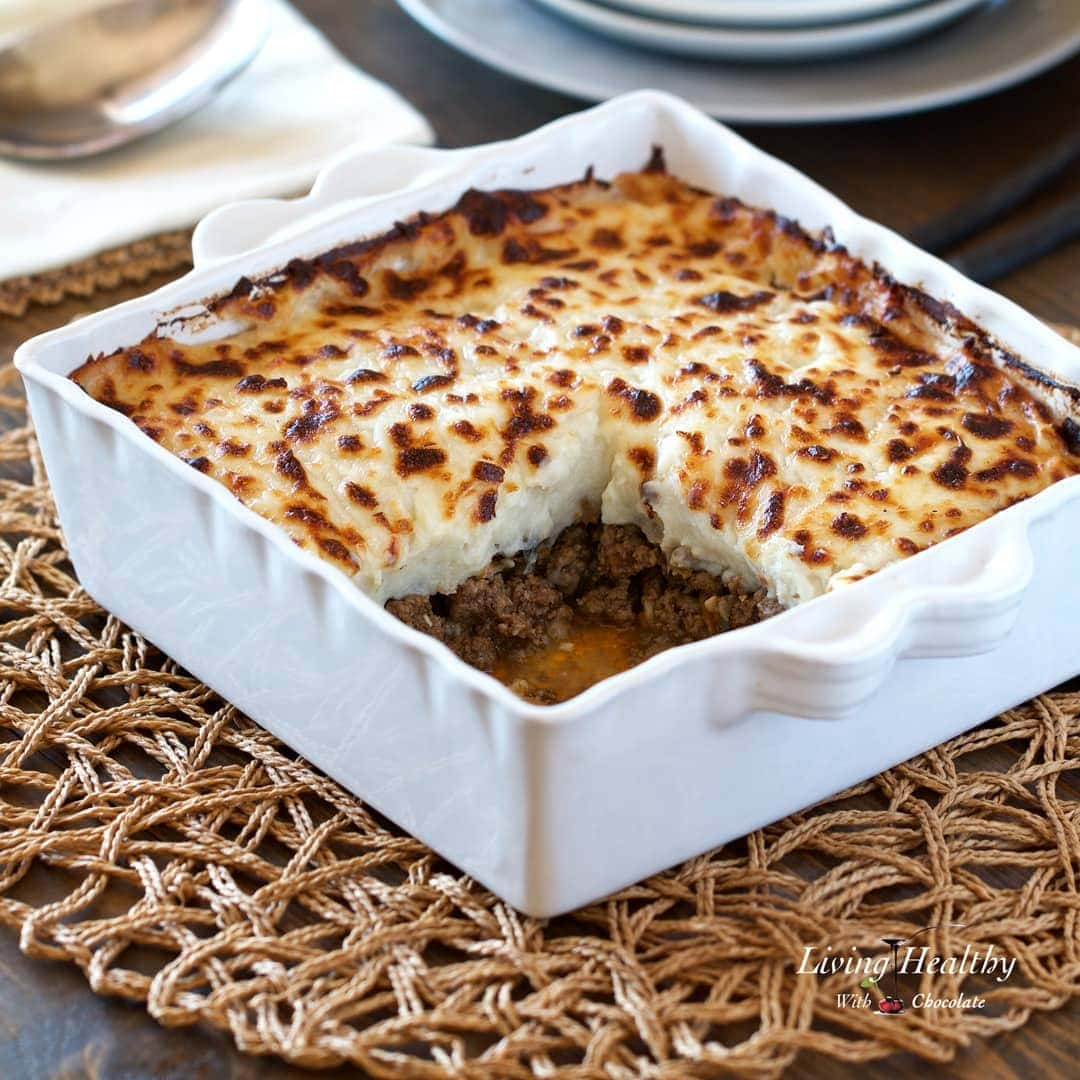 Healthy shepherds pie recipe low carb paleo whole30 healthy shepherds pie recipe low carb paleo whole30 by livinghealthywithchocolate forumfinder Image collections